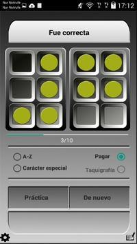 Braille Aprender poster