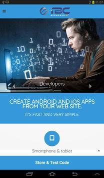 App Maker old tecnology screenshot 5