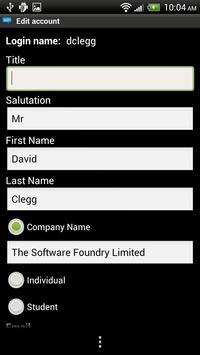 EDN Mobile screenshot 2