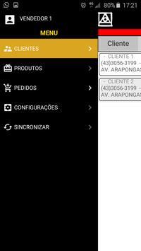 pontoPedidos apk screenshot
