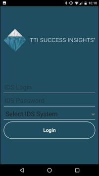 TTI Admin poster