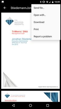 TTI Admin apk screenshot