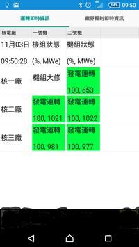 核電資訊站 apk screenshot