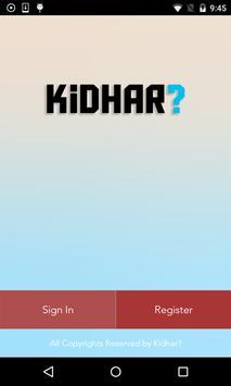 Kidhar Driver poster