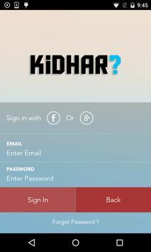 Kidhar Driver apk screenshot