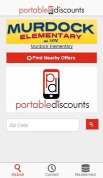 Portable Discounts poster