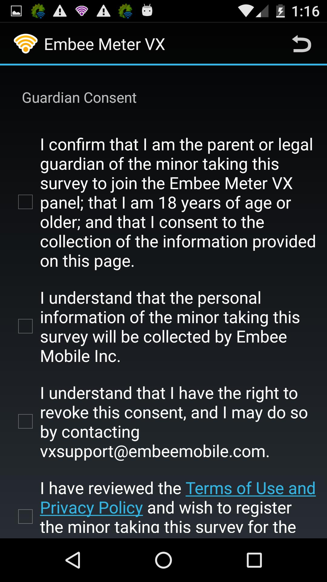 Embee Meter VX for Android - APK Download