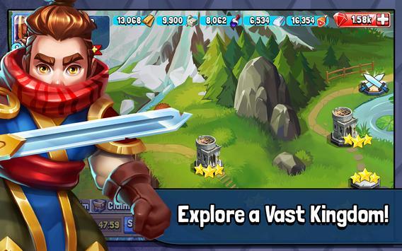 Dragonstone: Kingdoms apk screenshot