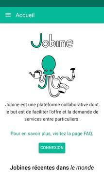Jobine poster