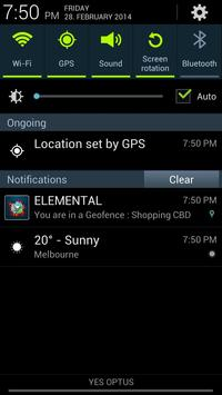 Elemental: Simplify Your Life apk screenshot