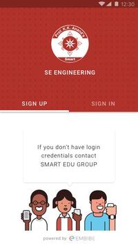 SmartEdu Engineering apk screenshot