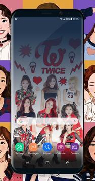 Twice Wallpapers - Full HD screenshot 5