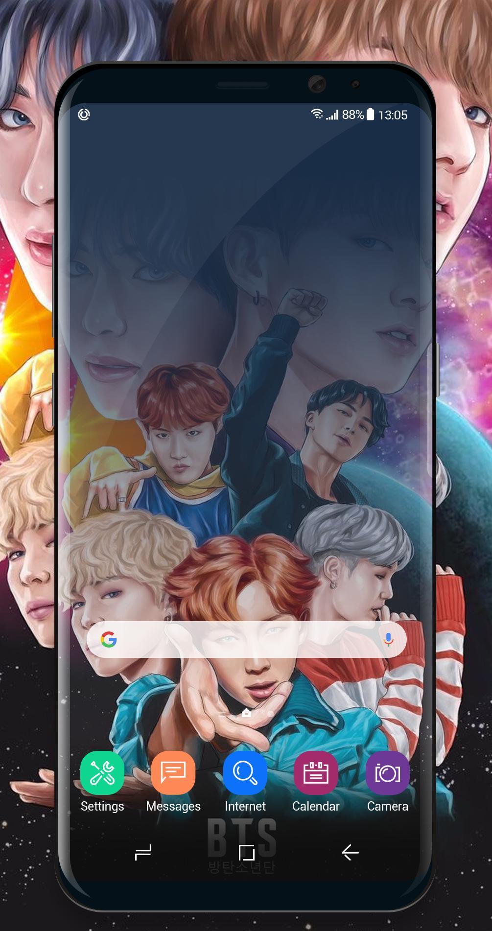 BTS Wallpapers Kpop - Ultra HD poster