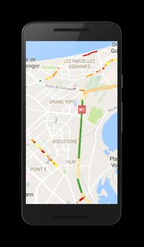 Dakar Trafic screenshot 1