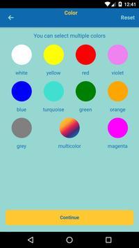 Digital Color Card EMD apk screenshot