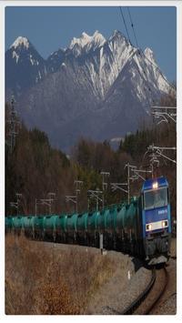 Japan Train poster
