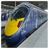 UK Trains icon