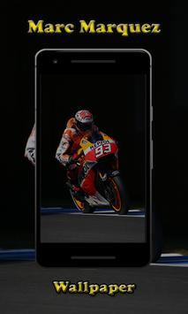 Marc Marquez HD Wallpapers poster