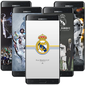 Los Blancos Real Madrid HD Wallpapers icon