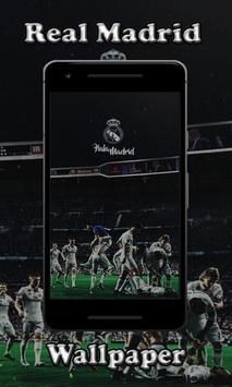 Los Blancos Real Madrid HD Wallpapers screenshot 4