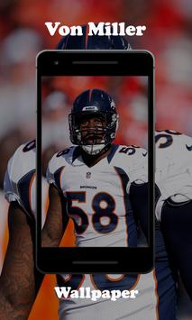 Von Miller HD Wallpapers apk screenshot