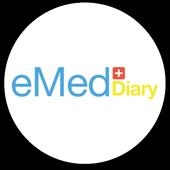 eMedDiary (Doctor's App) icon