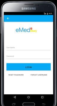 eMedDiary (Doctor's App) apk screenshot