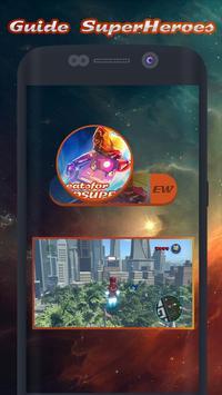 Cheats LEGO Marvel SuperHeroes apk screenshot