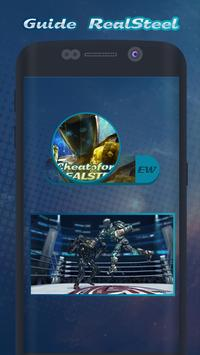 Cheats for Real Steel Wrb poster