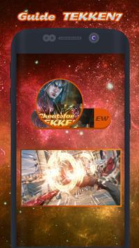 Cheats for TEKKEN 7 apk screenshot