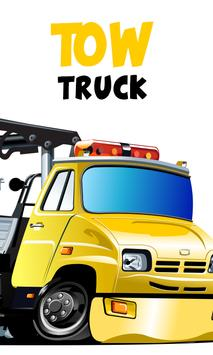 Tow truck games for free poster