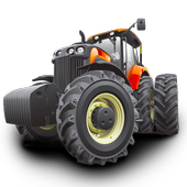 Tractor-icoon