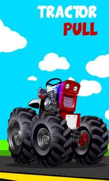 Tractor Mania-poster