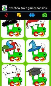 Kids animal ABC train games apk screenshot