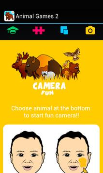 Kids ABC animal Zoo games 2 screenshot 23