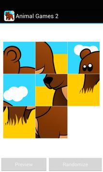 Kids ABC animal Zoo games 2 screenshot 5