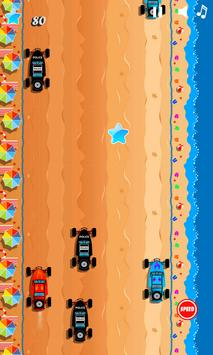Speed buggy car games for kids screenshot 1