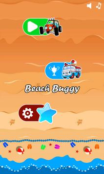 Speed buggy car games for kids screenshot 2
