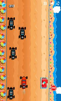 Speed buggy car games for kids screenshot 3