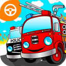 Cool Fire Truck Games for Kids APK