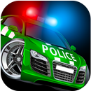 Cop Car Games for free: Kids APK