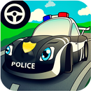 Cop car games for little kids APK