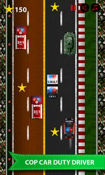 Cop car games for little kids screenshot 1