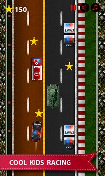 Cop car games for little kids screenshot 2