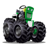 Tractor games free-icoon