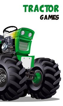 Tractor games free-poster
