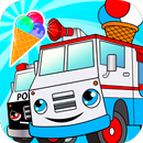 Crazy ice cream truck driver APK