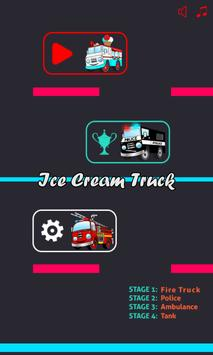 3 Schermata Crazy ice cream truck driver