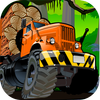 Logging truck 图标
