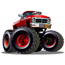 Monster truck games free APK